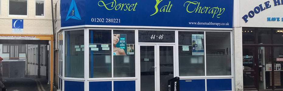 Welcome to Dorset Salt Therapy