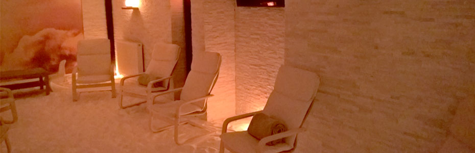 HOW DOES HALOTHERAPY HELP ?